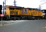 UP 8001 on NS 17G